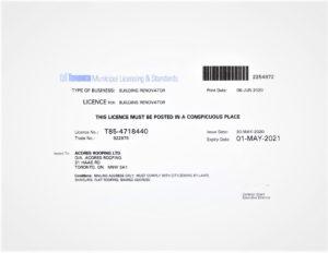Building Renovator Licence
