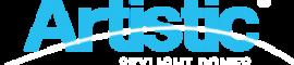 Artistic skylight logo